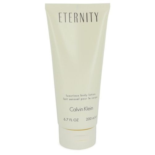 Eternity Body Lotion by Calvin Klein 6.7oz for women (unbox)